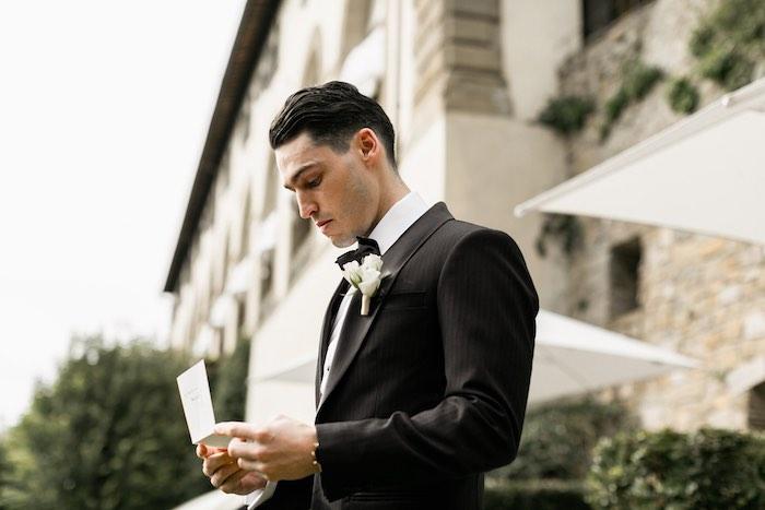 Vogue-Inspired Fairytale Italian Wedding on Kara's Party Ideas | KarasPartyIdeas.com (26)