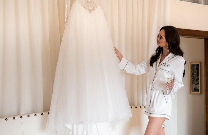 Vogue-Inspired Fairytale Italian Wedding on Kara's Party Ideas   KarasPartyIdeas.com (25)