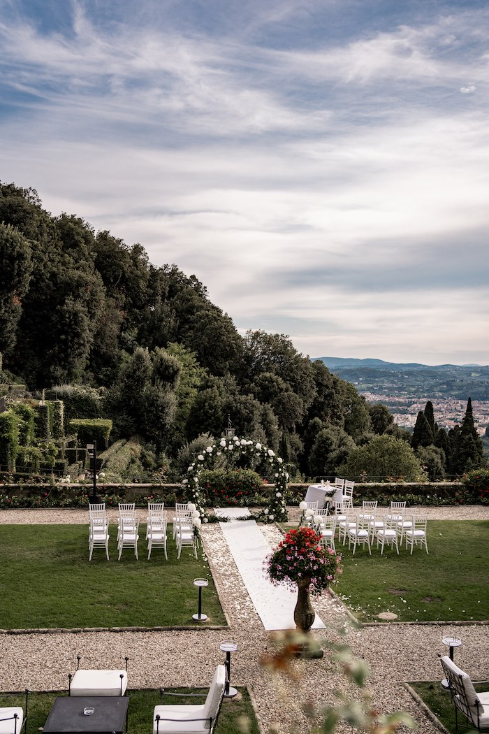 Vogue-Inspired Fairytale Italian Wedding on Kara's Party Ideas | KarasPartyIdeas.com (23)