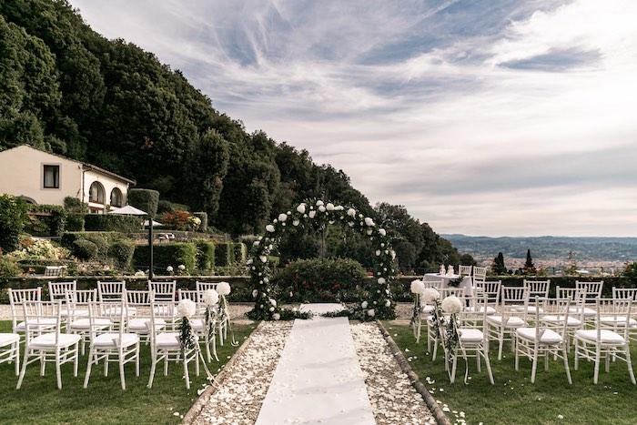 Vogue-Inspired Fairytale Italian Wedding on Kara's Party Ideas   KarasPartyIdeas.com (22)