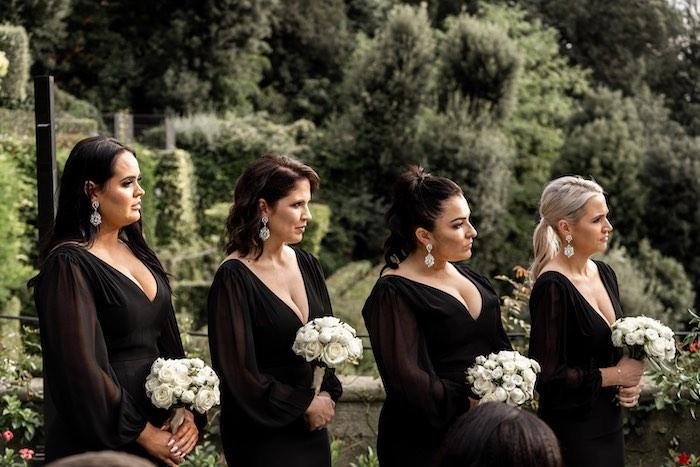 Vogue-Inspired Fairytale Italian Wedding on Kara's Party Ideas | KarasPartyIdeas.com (19)