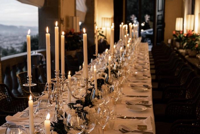 Vogue-Inspired Fairytale Italian Wedding on Kara's Party Ideas   KarasPartyIdeas.com (9)