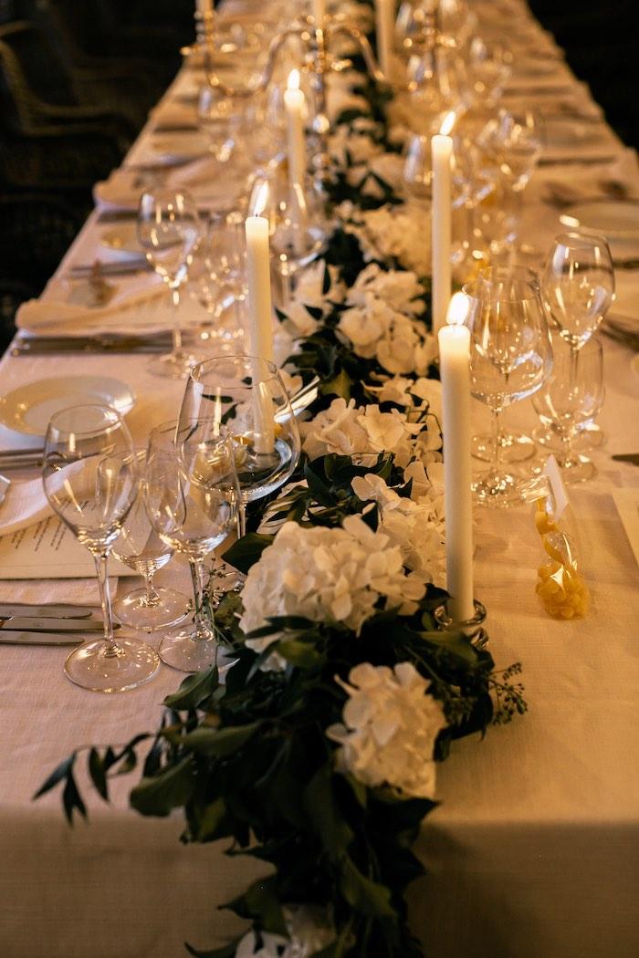 Vogue-Inspired Fairytale Italian Wedding on Kara's Party Ideas   KarasPartyIdeas.com (8)