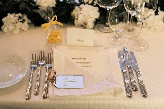 Vogue-Inspired Fairytale Italian Wedding on Kara's Party Ideas   KarasPartyIdeas.com (7)