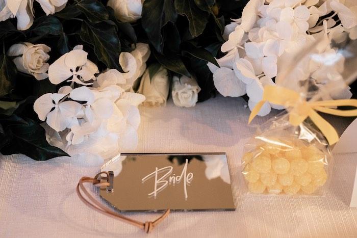 Vogue-Inspired Fairytale Italian Wedding on Kara's Party Ideas | KarasPartyIdeas.com (6)