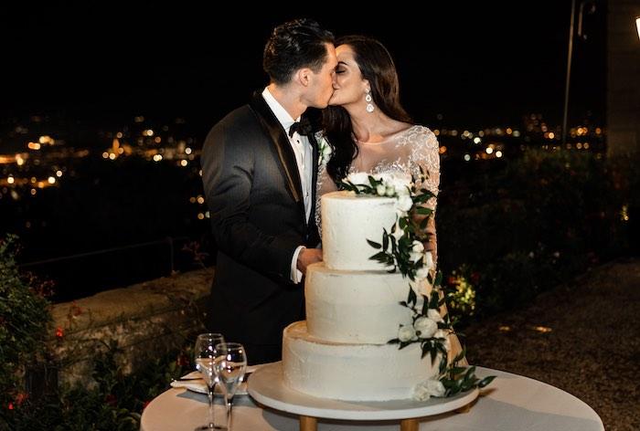 Vogue-Inspired Fairytale Italian Wedding on Kara's Party Ideas   KarasPartyIdeas.com (4)