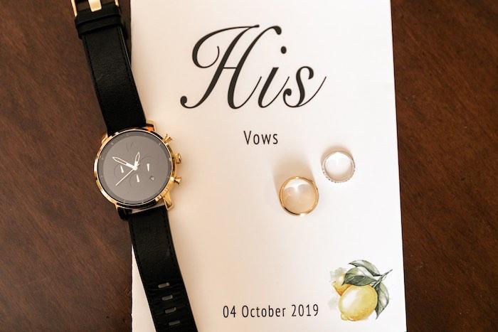 Vogue-Inspired Fairytale Italian Wedding on Kara's Party Ideas | KarasPartyIdeas.com (33)