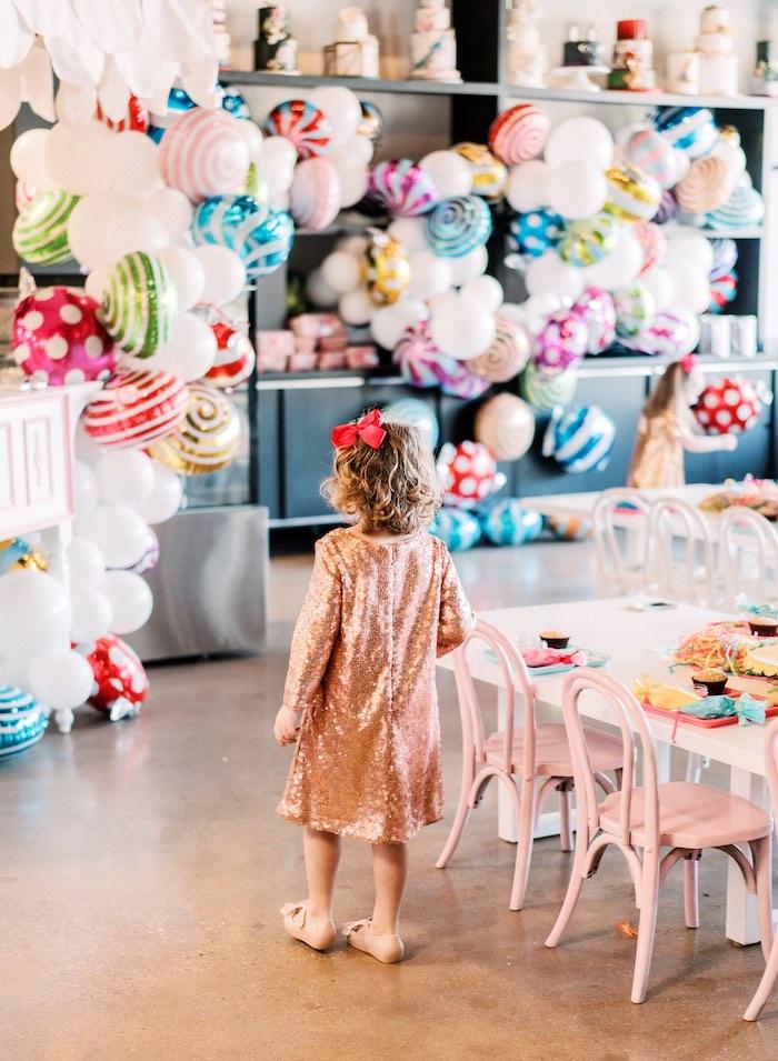 """FOUR the Love of Sugar"" 4th Birthday Party on Kara's Party Ideas | KarasPartyIdeas.com (17)"