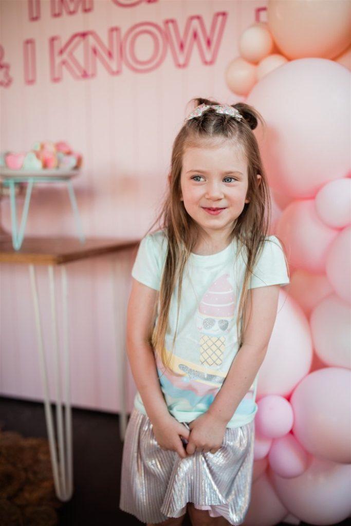 """I'm Sassy and I know it"" Girly Glam 5th Birthday Party on Kara's Party Ideas   KarasPartyIdeas.com (55)"
