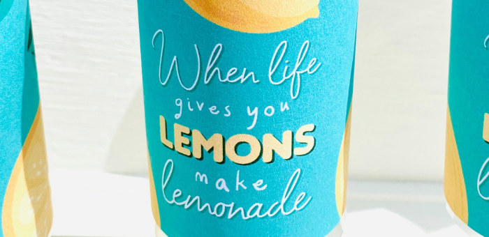"""When Life Gives You Lemons"" Quarantine Birthday Party on Kara's Party Ideas 