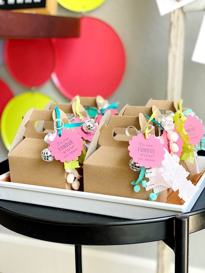 Gable Favor Boxes from an Anthropologie Inspired Bohemian Birthday Party on Kara's Party Ideas | KarasPartyIdeas.com (46)