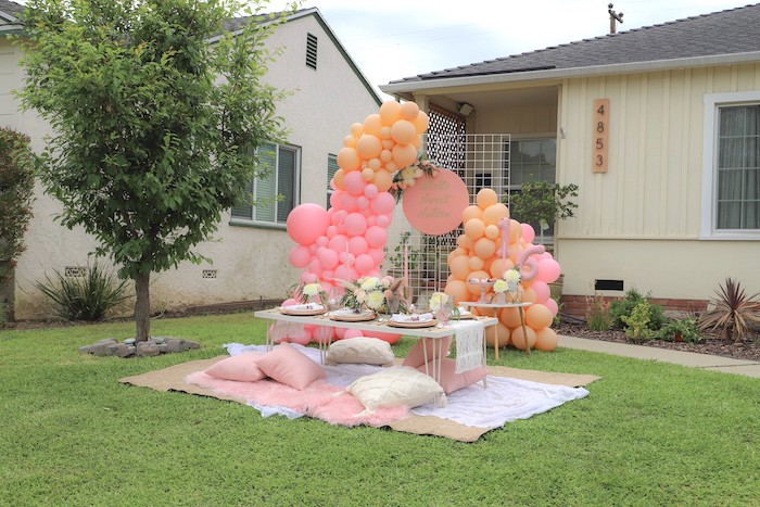 Bohemian Quarantine Drive-By Party on Kara's Party Ideas | KarasPartyIdeas.com (5)