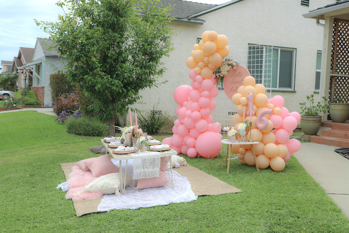 Bohemian Quarantine Drive-By Party on Kara's Party Ideas | KarasPartyIdeas.com (11)