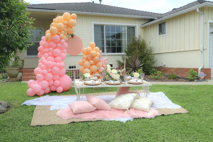 Bohemian Quarantine Drive-By Party on Kara's Party Ideas | KarasPartyIdeas.com (9)