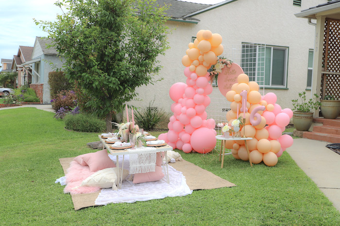 Bohemian Quarantine Drive-By Party on Kara's Party Ideas | KarasPartyIdeas.com (7)