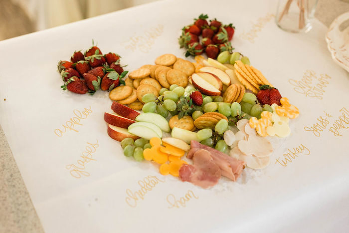 Mickey Mouse Charcuterie Board from a Boho Classic Disney World Princess Birthday Party on Kara's Party Ideas | KarasPartyIdeas.com (23)