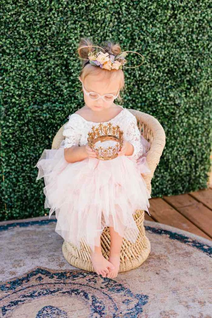 Boho Classic Disney World Princess Birthday Party on Kara's Party Ideas | KarasPartyIdeas.com (37)