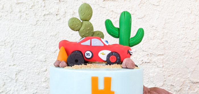 Cars Drive-Up + Art Walk Quarantine Birthday Party on Kara's Party Ideas | KarasPartyIdeas.com (2)