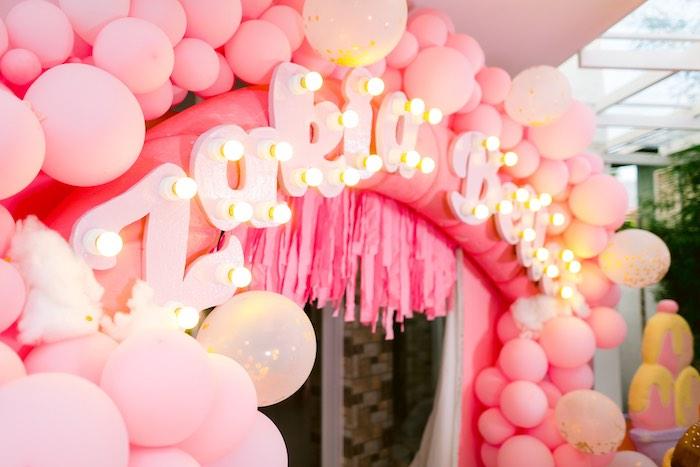 Dessert World Birthday Party on Kara's Party Ideas | KarasPartyIdeas.com (13)