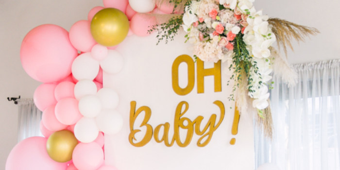 Elegant Floral Baby Shower on Kara's Party Ideas | KarasPartyIdeas.com (2)
