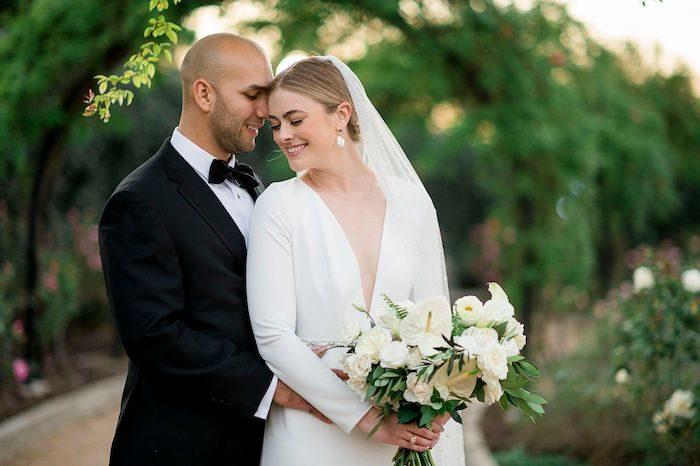 Elegant Floral Urban Wedding on Kara's Party Ideas | KarasPartyIdeas.com (42)