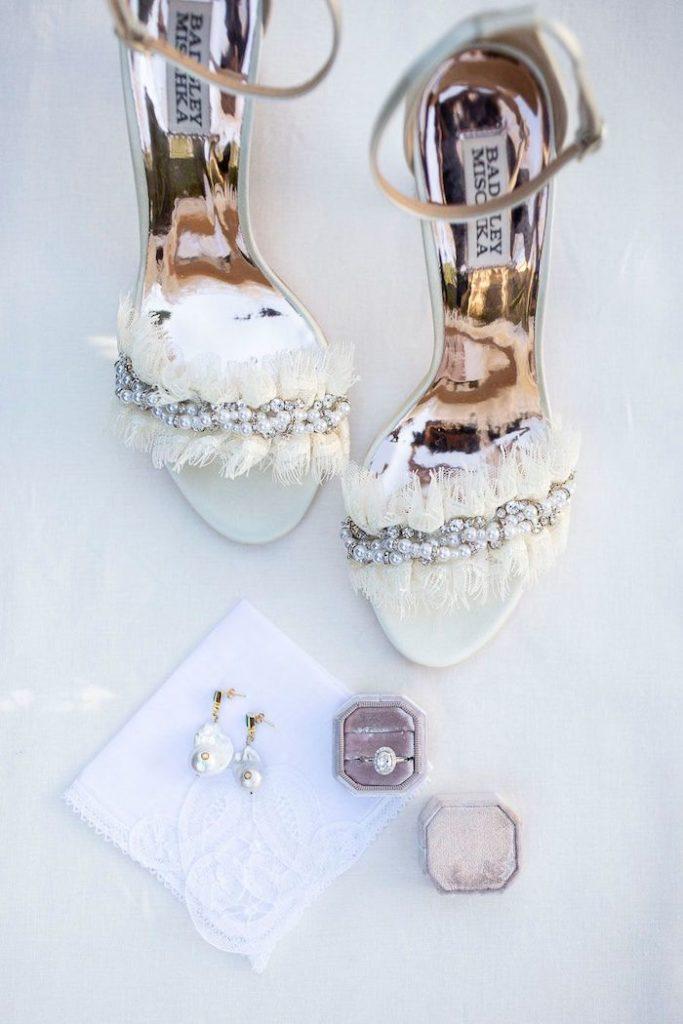 Accessories from an Elegant Floral Urban Wedding on Kara's Party Ideas | KarasPartyIdeas.com (22)
