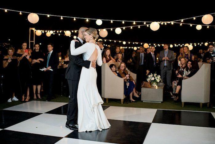 Elegant Floral Urban Wedding on Kara's Party Ideas | KarasPartyIdeas.com (15)