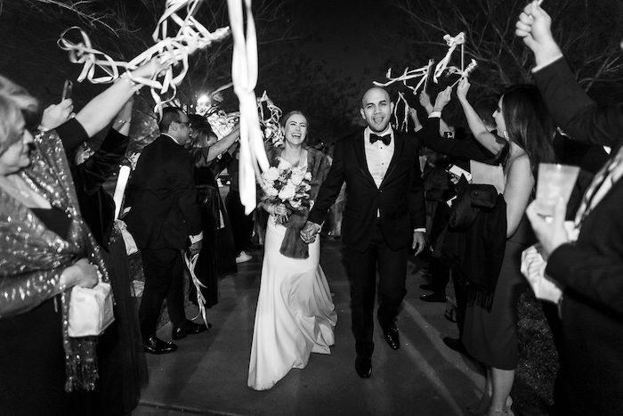 Elegant Floral Urban Wedding on Kara's Party Ideas | KarasPartyIdeas.com (40)