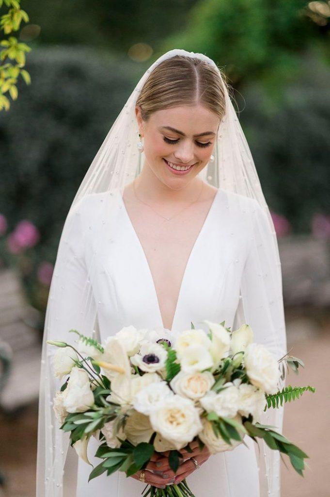 Elegant Floral Urban Wedding on Kara's Party Ideas | KarasPartyIdeas.com (34)