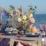 Geode 18th Birthday Seaside Party on Kara's Party Ideas | KarasPartyIdeas.com (5)