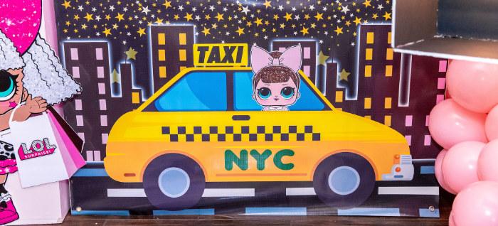 L.O.L. Surprise NYC Spa Party on Kara's Party Ideas   KarasPartyIdeas.com (4)