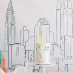 Pastel New York City Birthday Party on Kara's Party Ideas | KarasPartyIdeas.com (3)