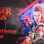 Stranger Things Sleepover Party on Kara's Party Ideas | KarasPartyIdeas.com (1)
