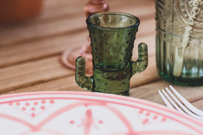 Cactus Cup from a Terra Cotta Cactus Picnic Party on Kara's Party Ideas   KarasPartyIdeas.com (18)