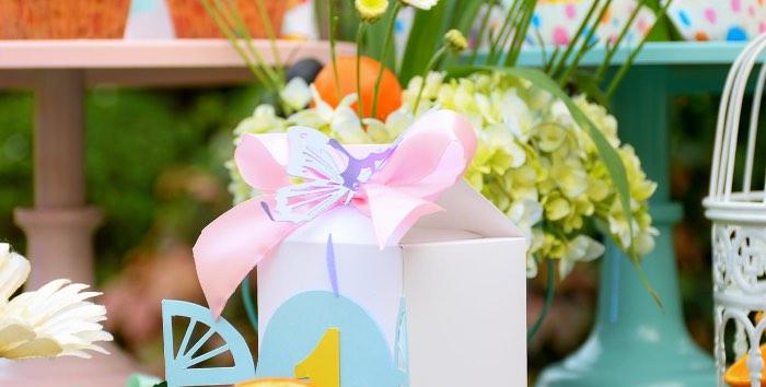 Birthday Garden Party on Kara's Party Ideas | KarasPartyIdeas.com (1)