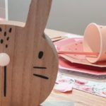 "Boho Chic ""Some-Bunny is One"" Birthday Party on Kara's Party Ideas   KarasPartyIdeas.com (2)"
