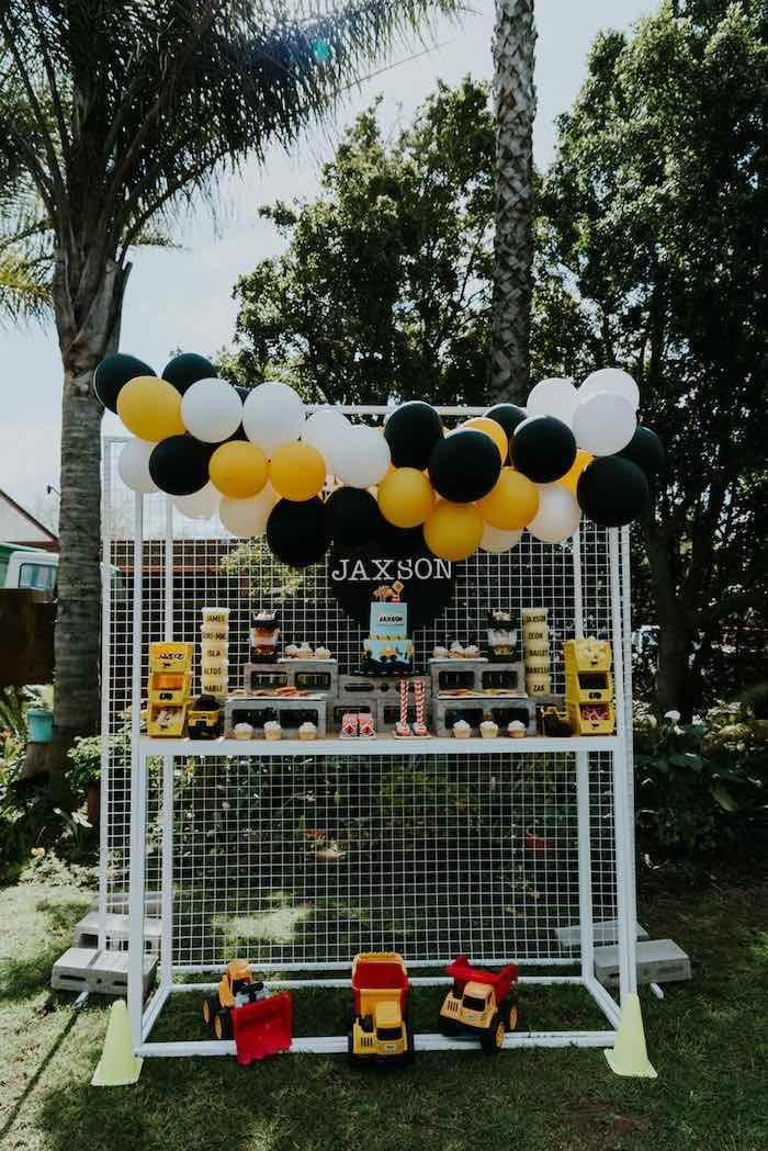 Construction Birthday Party on Kara's Party Ideas   KarasPartyIdeas.com (21)