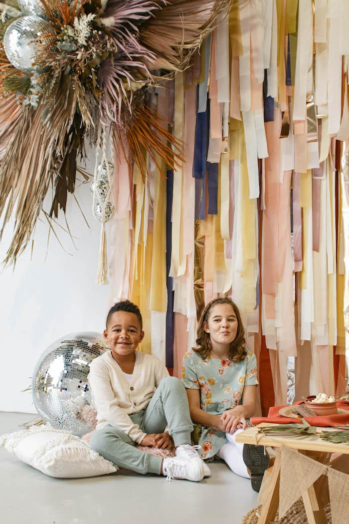 Cozy Indoor Picnic Party on Kara's Party Ideas | KarasPartyIdeas.com (6)