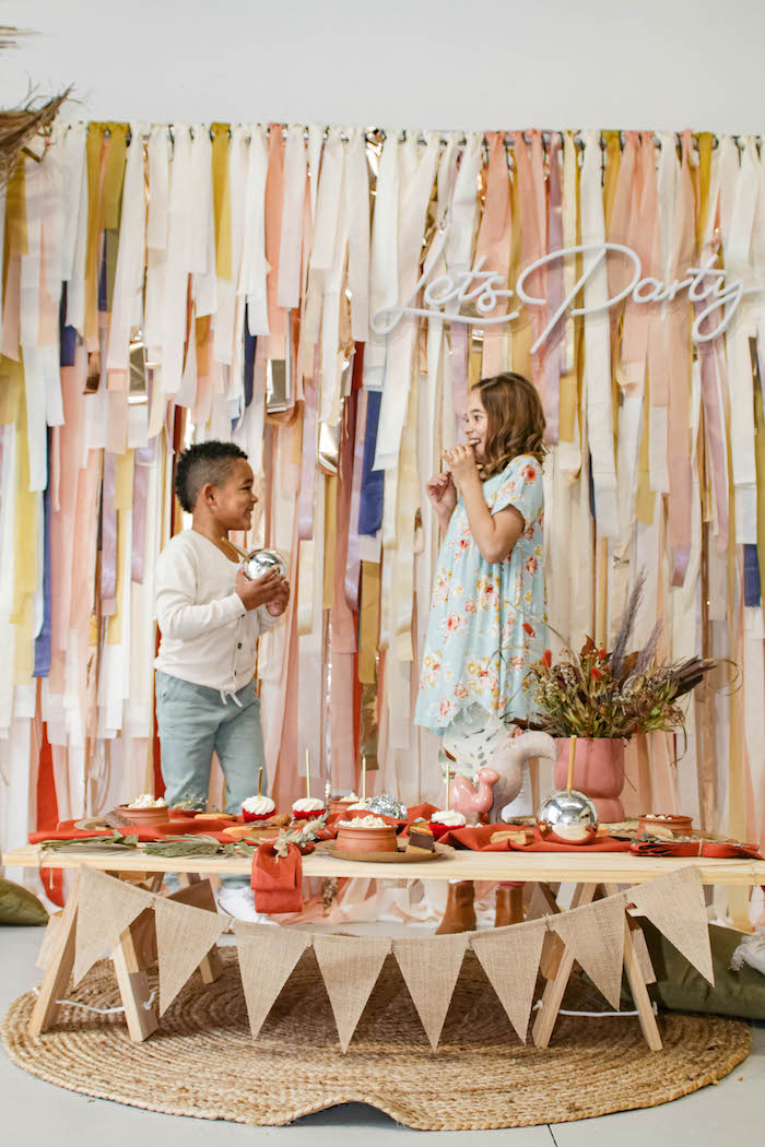 Cozy Indoor Picnic Party on Kara's Party Ideas | KarasPartyIdeas.com (4)