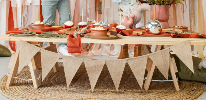 Cozy Indoor Picnic Party on Kara's Party Ideas | KarasPartyIdeas.com (1)
