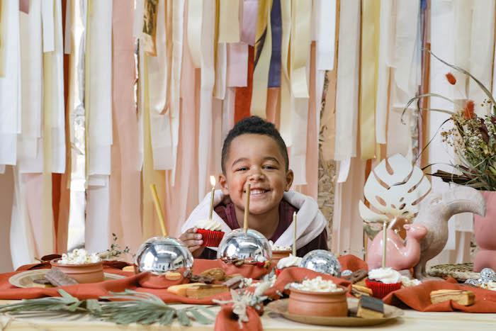 Cozy Indoor Picnic Party on Kara's Party Ideas | KarasPartyIdeas.com (20)