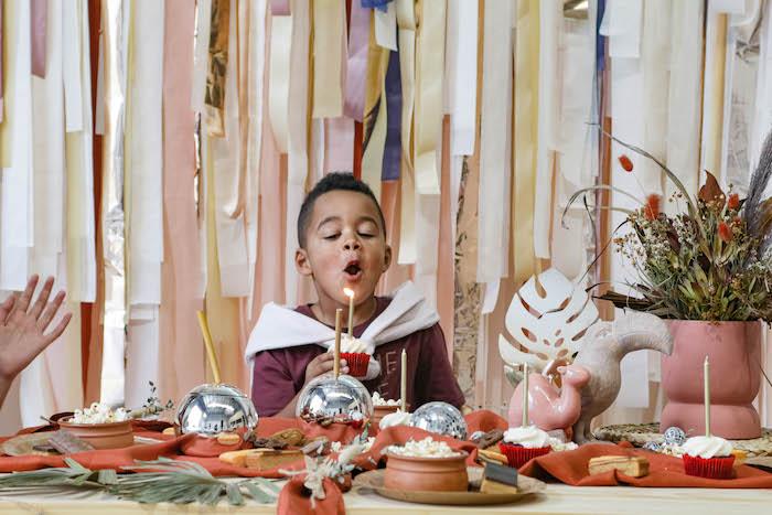 Cozy Indoor Picnic Party on Kara's Party Ideas | KarasPartyIdeas.com (19)