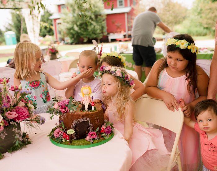 Fairy Fabulous Birthday Party on Kara's Party Ideas | KarasPartyIdeas.com (7)