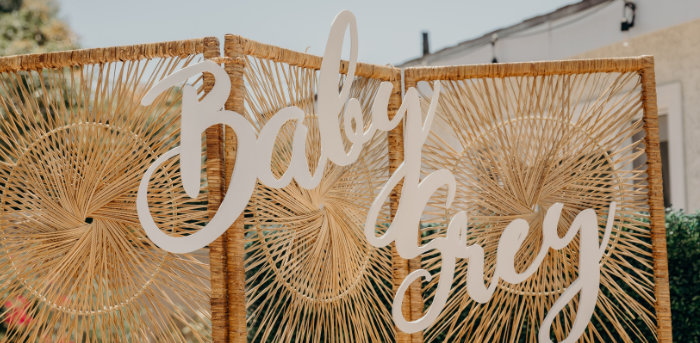 Gypsy Boho Baby Shower on Kara's Party Ideas | KarasPartyIdeas.com (2)