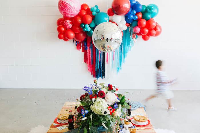 Modern Classic July 4th Party on Kara's Party Ideas | KarasPartyIdeas.com (16)