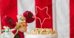 Modern Classic July 4th Party on Kara's Party Ideas | KarasPartyIdeas.com (1)