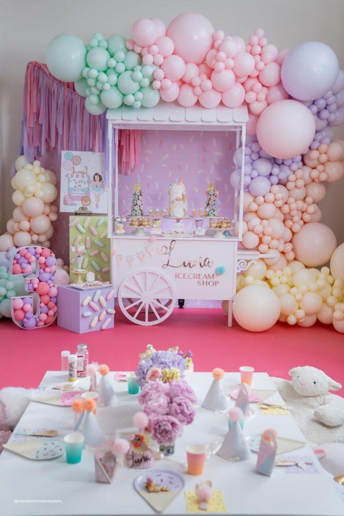 Pastel Ice Cream Soiree on Kara's Party Ideas   KarasPartyIdeas.com (22)