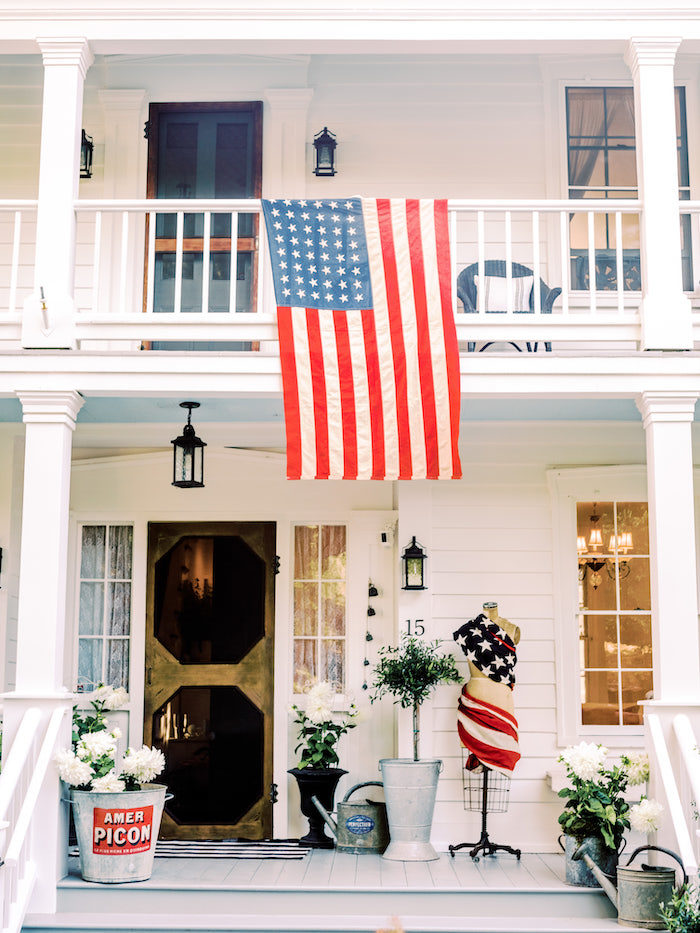 Farmhouse July 4th Party via KarasPartyIdeas.com (21)