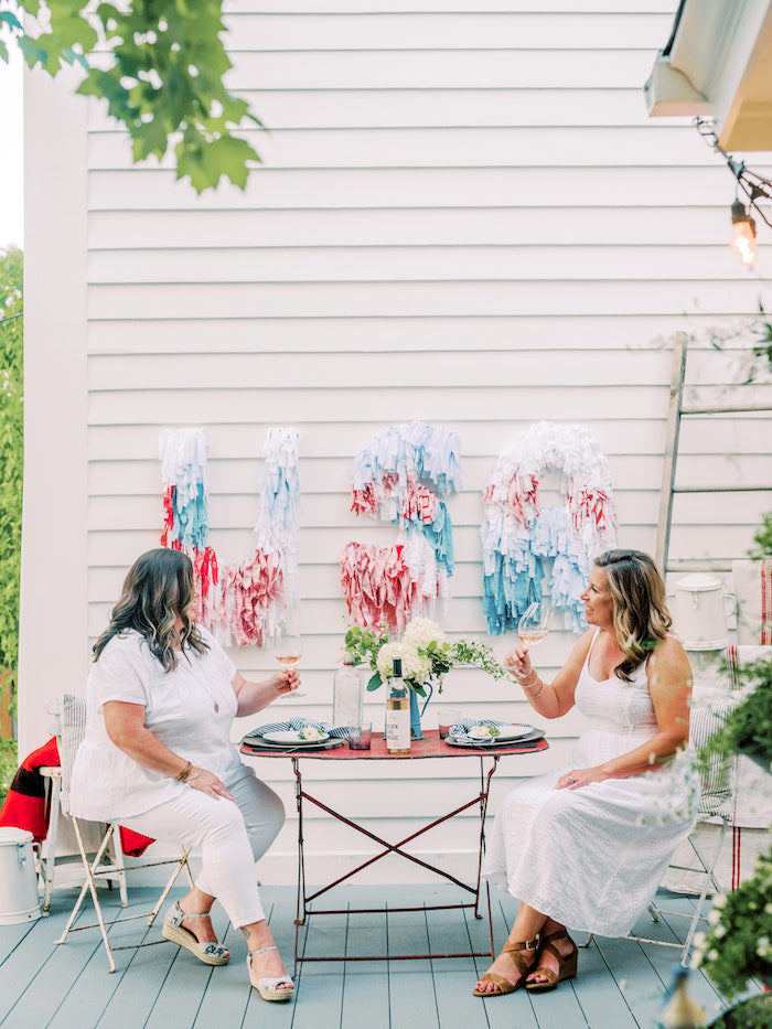 Farmhouse July 4th Party via KarasPartyIdeas.com (14)