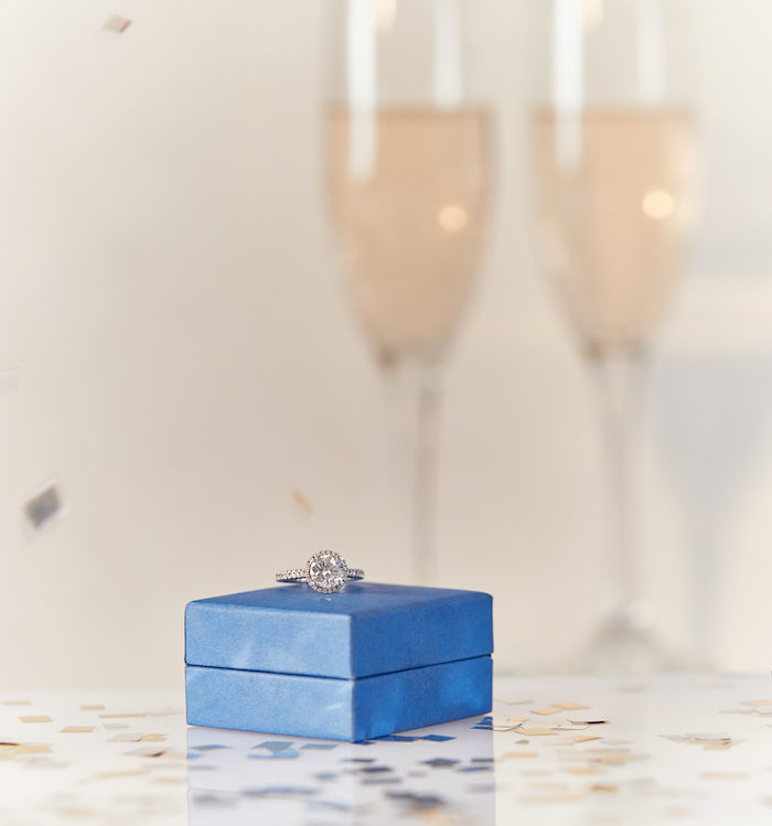 Planning the Perfect Post-Proposal Party via KarasPartyIdeas.com (2)